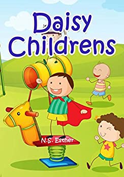 Baby Book: Daisy Happy Children (Bedtime stories book series for children 3) by [Esther, N.S.]