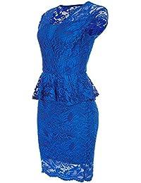 b35a1a9047cd Suchergebnis auf Amazon.de für  etuikleid royalblau damen - Kleider ...