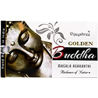 Vijayshree Golden Buddha Räucherstäbchen (Grossverpackung (12 Packungen)) preisvergleich bei billige-tabletten.eu