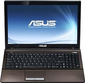 Asus X53SM-SX157V 39,6cm (15,6 Zoll) Notebook (Intel Core i5 2450M, 2,5GHz, 6GB RAM, 500GB HDD, Nvidia GT630M, DVD, Win 7 Home Premium)