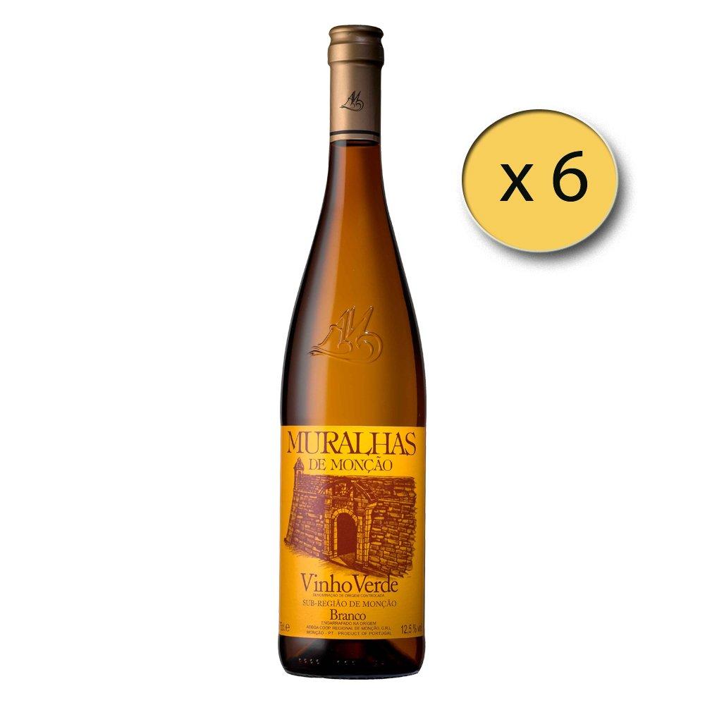 Muralhas Monção - Vino Verde- 6 Bottiglie
