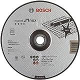 Bosch 2 608 600 711  - Disco de corte acodado Expert for Inox - Rapido - AS 46 T INOX BF, 230 mm, 1,9 mm (pack de 1)