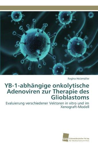 YB-1-abhängige onkolytische Adenoviren zur Therapie des Glioblastoms: Evaluierung verschiedener Vektoren in vitro und im Xenograft-Modell
