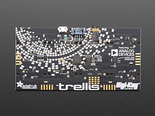 Adafruit NeoTrellis M4 Mainboard - Featuring SAMD51 -