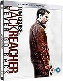 Jack reacher never go back Steelbook 4K Uhd + 2D UK Exclusive Limited Edition Steelbook Blu-ray Region free
