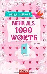 Mehr als 1000 Worte: Roman