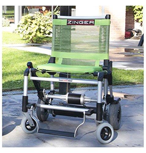 Hyseco Mobility Fauteuil roulant électrique Zinger