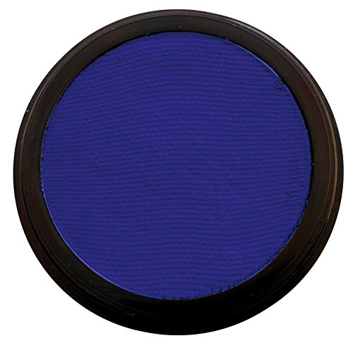 Eulenspiegel 183564 - Profi-Aqua Make-up Schminke - Meeresblau - 20 ml / ()