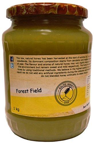 Miel natural de bosque y prado 2017