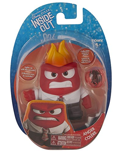 Tomy Inside Out Small Figure, Anger