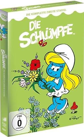 Die Schlümpfe - Die komplette zweite Staffel [4 DVDs] (Schlümpfe Serie)