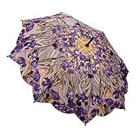 Galleria auto folding umbrella - Van Gogh Irises