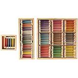 MagiDeal Jeux Educatif Montessori Matériel Sensoriel Boîte de Couleurs en Bois Jouet Pédagogique Famille Bébé Exercice Couleur