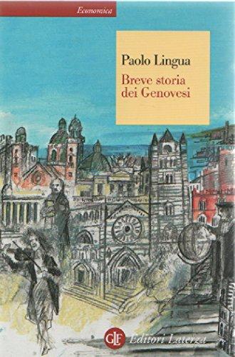 Breve storia dei genovesi