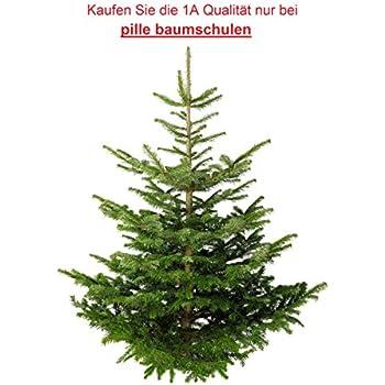 dominik blumen und pflanzen weihnachtsbaum nordmanntanne ca 105 120 cm hoch geschlagen. Black Bedroom Furniture Sets. Home Design Ideas
