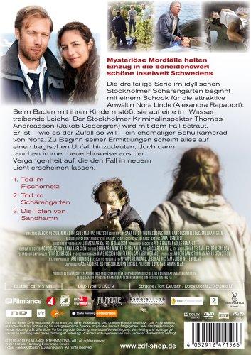 Mord im Mittsommer (Sandhamn Murders) [3 DVDs]: Alle Infos bei Amazon