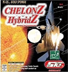GKI Hi-Cis Chelonz Hybrid Table Tennis Rubber