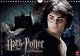 Harry Potter und der Feuerkelch (Wandkalender immerwährend DIN A4 quer): Das vierte Jahr an der Zauberschule und das Trimagische Turnier (Monatskalender, 14 Seiten) (CALVENDO Kunst)