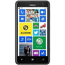 Nokia Lumia 625 Smartphone débloqué 4G (Ecran: 4.7 pouces - 8 Go - Windows Phone 8) Noir