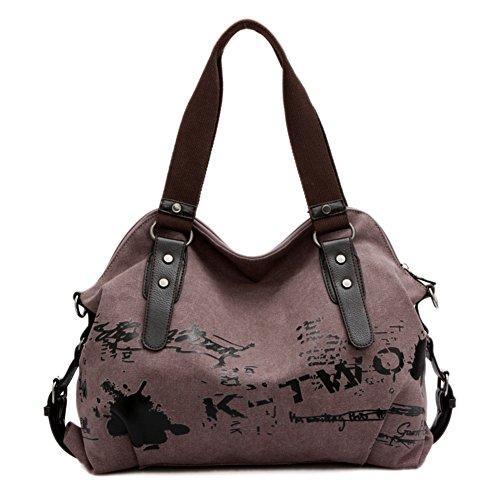 Womens borse,borsa di tela,singola spalla /messenger bag,borsa tempo libero-Blu C