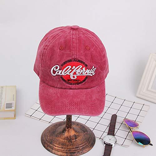 Kostüm Männer Matador - zhuzhuwen Frauen Patch Stickerei Baseball Hut Herren Kappe Sonnenschirm Kappe 1 L (58-60cm)