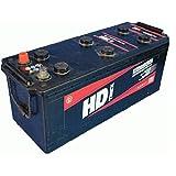 intAct 62034 Batterie Start-Po 12V 120Ah 680A rüttelfest