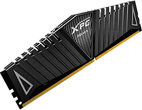 Preisvergleich Produktbild ADATA–16GB RAM DDR4PC3000XPG Z1CL16Schwarz 2x 8GB KIT