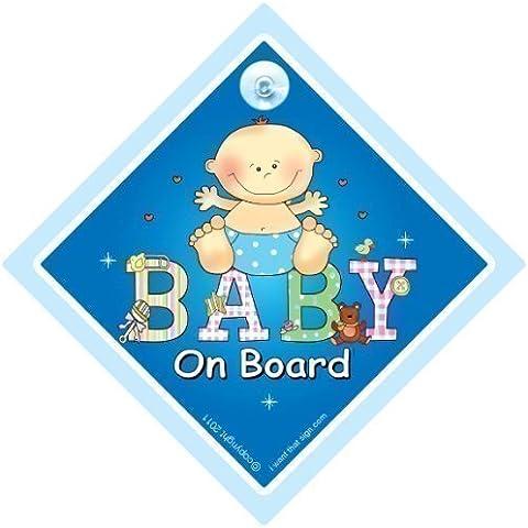 Baby On Board - Señal para coche (