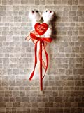 Valentine Gifts 1 x Kissing Teddy with H...