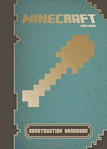 Minecraft: Construction Handbook por Scholastic