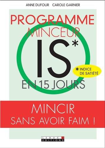Programme Minceur IS en 15 Jours