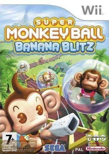 Super Monkey Ball Banana Blitz [Spanisch Import] (Banana Wii Blitz)