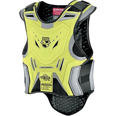 Torso protector stryker mil-spec vest xxl/xxxl yellow - 2701-... - Icon 27010517