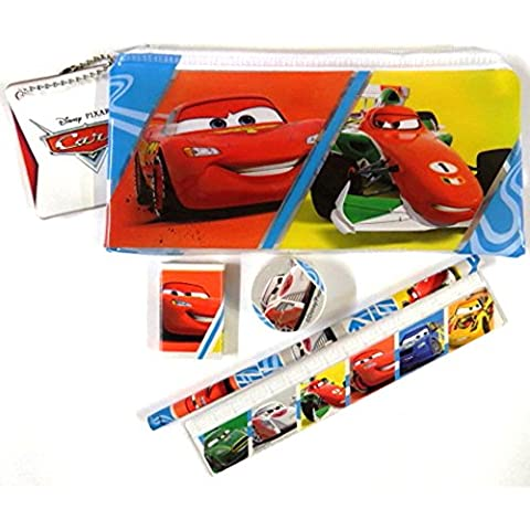 Disney Pixar Cars – Set di astuccio