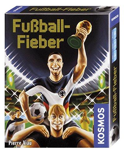 Kosmos 740337 - Kartenspiel Fußball-Fieber