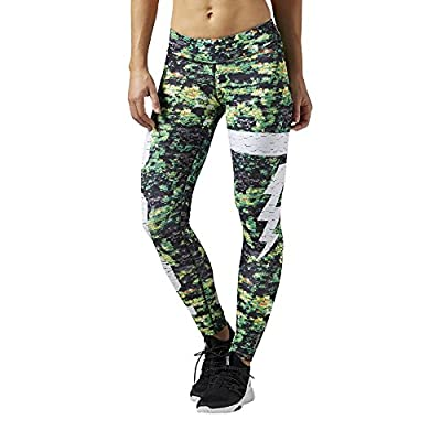 Reebok Womens Dance Sequin Tight