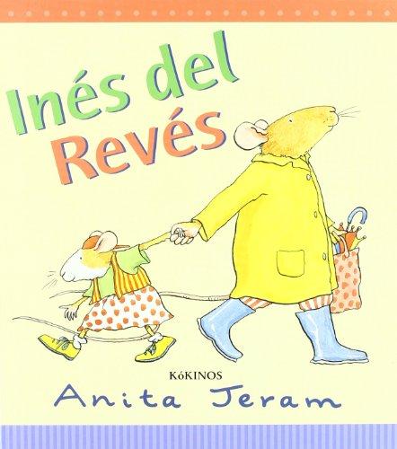 Inés del Revés por Anita Jeram
