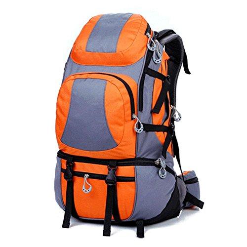 DONG Outdoor / 40L / bulk / Berg Tasche orange