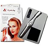Shivvaani Bi - Feather Stainless Steel King Eye Brow Trimmer & Hair Removal Razor Machine For Women