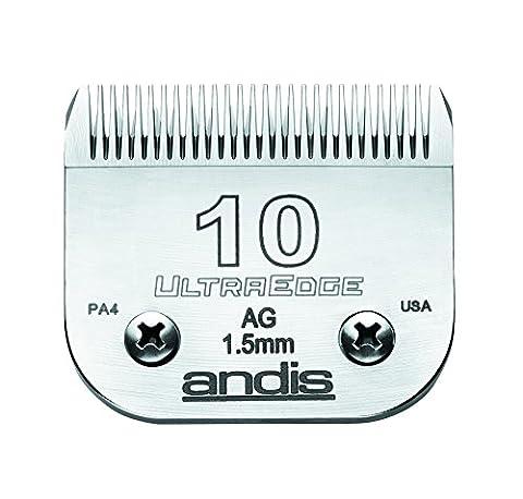 Andis - Lame n°10 pour tondeuse Ultraedge
