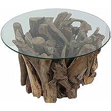 Suchergebnis Auf Amazonde Für Couchtisch Wurzelholz Glas