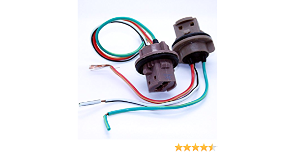 Led Mafia 2x 7443 T20 W21 5w Sockel Lampenfassung Reparatur Kabel Lampe Stecker Fassung 12v Auto