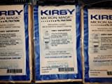 Kirby sacchetti per aspirapolvere Micron Magic (9x)