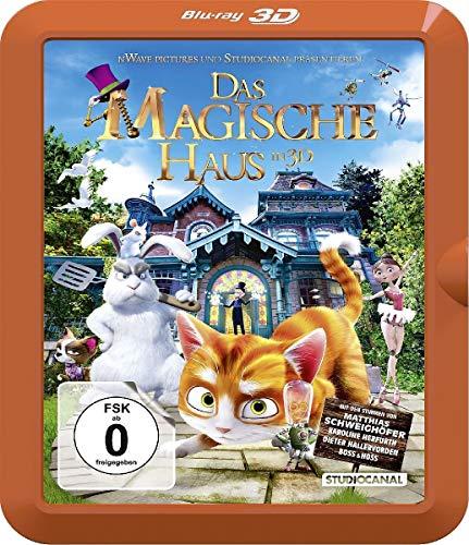 Das magische Haus  (inkl. 2D-Version) [3D Blu-ray] - Haus Pop