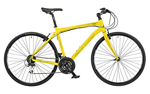 Claud Butler Urban 500 Gents 18 Inch Yellow Urban Bike