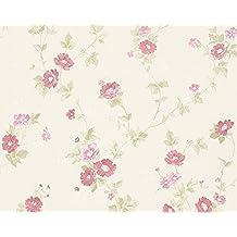 """A.S. Creation 30428–1"""", 3"""" de flores papel pintado para pared Collection–Multicolor"""