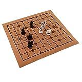 Baoblaze Altes Schachspiel mit Chinesischen Figuren