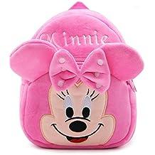 Frantic Velvet Kids School/Nursery/Picnic/Carry/Travelling Bag - 2 to 5 Age