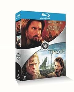 Le dernier samouraï + Troie - Coffret grandes épopées 2 blu-ray [Blu-ray]
