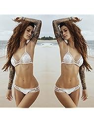 Plage bikini sexy costume Europe et Mesdames maillot de bain